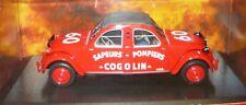 """Norev 150079, Citroen 2CV """"Pompiers de Cogolin"""", 1/43, NEU&OVP"""