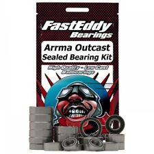 Fast Eddy Bearings Sealed Bearing ARRMA Outcast Kit  (TFE4495)