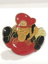 Mario Jump, Vintage Nintendo Collector Pins, Series A, 1 of 18