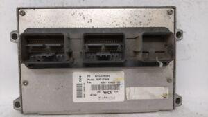 08-10 Mazda CX-9 A50A-12A650-DA Computer Brain Engine Control ECU ECM EBX Module