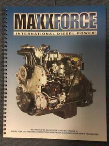 International Maxxforce DT, 9, 10 Model Year 2007 2008 2009 Engine Manual