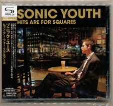Sonic Youth - Hits Are For Squares / Japan SHM CD / NEW! Still sealed! Sold out!