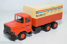 LION CAR LION TOYS DAF N2800 TRUCK TORPEDO NAMAC 1982 VN MINT CONDITION RARE