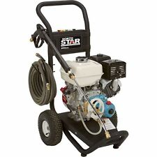 NorthStar Gas Cold Water Pressure Washer - 3.0 GPM, 3300 PSI, Model# 15781820