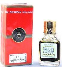 Swiss Arabian Givaudan Jannet el Firdaus Attar Perfume 9ml Imported from Dubai