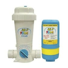 King Technology 01015480 5400 Series Cycler Pool Frog Inground Chlorinator