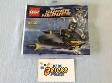Lego Super Heroes 30160 Batman Jet Surfer Polybag New//retired/hard 2 Find