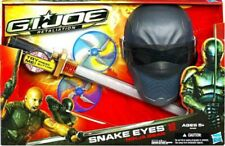 GI Joe Retaliation Snake Eyes Ninja Gear Roleplay Toy