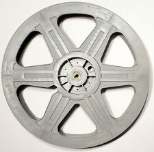 "35MM GRAY 14"" PLASTIC 2000' REEL * - Hollywood Wall Decorations, Movie Rooms"