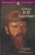 Wordsworth Poetry Library: The works of D. H. Lawrence with an introduction 1994
