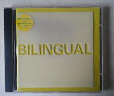 """PET SHOP BOYS """"Bilingual"""" (CD, 1996)"""