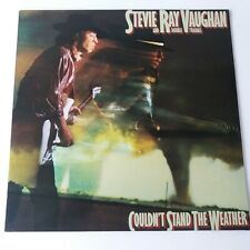Stevie Ray Vaughan - Couldn't Stand the Rain - Vinyl LP Europe 1st Press EX+/EX