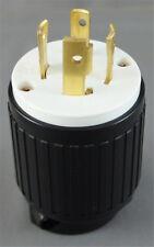 L14-30 Locking Male Plug - 30Amp, 125/250Volt -  UL Approved DFE