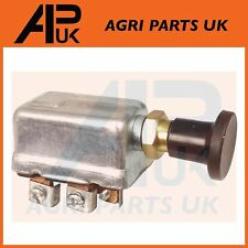 Case international ih 644,844... tracteur radiateur glow plug ignition starter switch