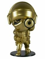 GOLD Glaz Chibi Figure Series 4 - Six Collection - DLC Code Included - RARE