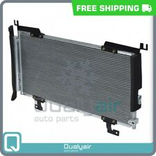 AC Condenser fits Subaru Legacy, Outback QU