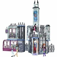 Monster High Deadluxe High School Playset Playhouse Deluxe Castle Mattel NIB NEW