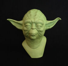 "YODA BUST ""RAW"" EMPIRE STRIKES BACK STAR WARS PROP 1:1 SCALE LIFE SIZE REPLICA"