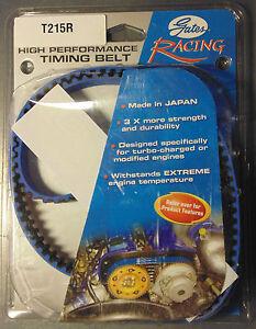 GATES Racing Timing Belt for Toyota 2JZGTE Supra JZA80 Aristo JZS161 Lexus GS300