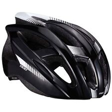 BBB Hawk Helmet Road Racing Bike Bicycle Cycling Cycle 58-63cms Black White Mens