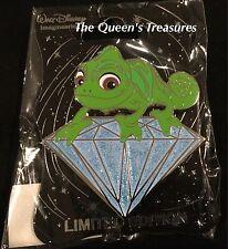 Disney WDI Diamond Rapunzel Pascal pin LE 250