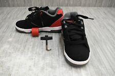 Heelys Propel 2.0 Skate Shoes, Little Boy's Size 2, Black (MISSING ONE WHEEL)