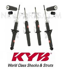 For Honda CRV 1997-2001 Set of 4 Shocks/Struts 2-Front & 2-Rear KYB Excel-G