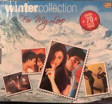 Winter Collection. For My Love. CD. India. Saregama. STILL SEALED. CDF138054
