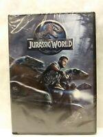 JURASSIC WORLD DVD NEW CHRIS PRATT
