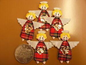Angel Christmas Motifs - Packet 5
