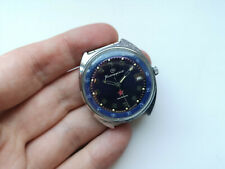 Rare COLLECTIBLE KOMANDIRSKIE CHISTOPOL MO CCCP BLUE DIAL 2234 Serviced