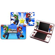 Vinyl Decal Skin Sticker Protector for Nintendo DSi XL -NEW Super Mario Bros