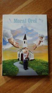 Moral Orel Adult Swim DVD 2-disc set, Super Funny, 2007 Volume 1