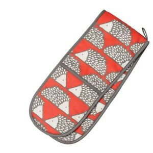 Scion Living Spike Double Oven Glove - Red