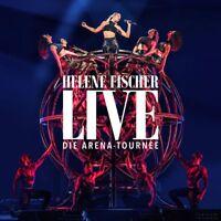 HELENE FISCHER - HELENE FISCHER LIVE-DIE ARENA-TOURNEE (2CD)  2 CD NEU