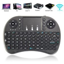 Mini 2.4G Wireless Keyboard Remote for Raspberry LG Smart TV Kodi Android TV Box