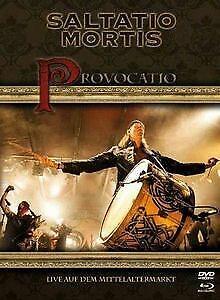 Saltatio Mortis - Provocatio: Live auf dem Mittelalt... | DVD | Zustand sehr gut