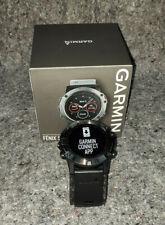 Garmin 010-01733-00 fenix 5X 51mm Multisport GPS Watch Sapphire Edition Mapping
