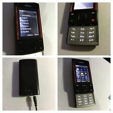 CELLULARE NOKIA X3-00 SLIDE X3 MP3 PLAYER RADIO UNLOCKED SIM FREE DEBLOQUE