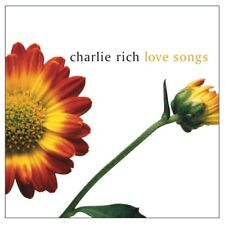 Love Songs by Charlie Rich (CD, Sep-2000, 2 Discs, Epic)Sealed Free Mailing