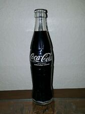 Coca Cola Coke Bottle Coca-Cola Schutzmarke Limonade 1 Liter Full Unopened