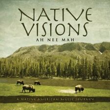 Native Visions: A Native American Music Journey - Ah Nee Mah (2013, CD NIEUW)