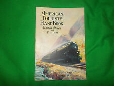 american tourists handbook united states and canada - new york central railroad