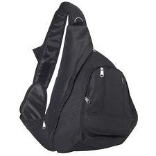 Sling Bag Backpack Shoulder Messenger Chest/Hiking Bicycle Travel Trip Carry