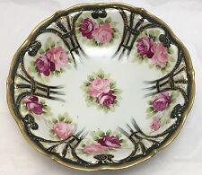 Antique Nippon Detailed Hand Painted Bowl