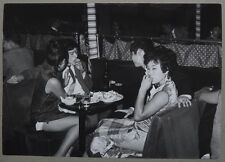 Photo Presse Japon Tokyo by Night Cabaret Prostitutée Prostitution Japon 1960