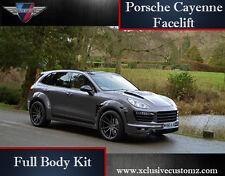Porsche Cayenne 958 Tuning Full Body Kit
