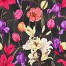 Baumwollgewebe Nähen Quilten Floral von der Werft 44 Zoll breit gedruckt