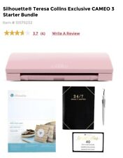 Silhouette Pink Cameo 3 Machine Teresa Collins Bundle- New In Box