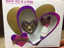 AGATHA RUIZ PRADA LOVE FOREVER LOVE EAU TOILETTE 80 ML + BODY LOTION 100 ML